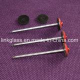 De gemeenschappelijke Geassembleerde Spijker van het Dakwerk van de Paraplu van de Steel van de Draai voor de Bouw van het Dak (STRNC05)