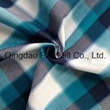 Tessuto tinto di Shirting del filo di cotone (QF13-0220)