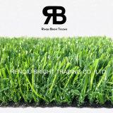20-35mm 반대로 UV 조경 훈장 정원과 홈을%s 합성 인공적인 필드 잔디