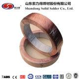 高品質はワイヤーかSumbmergedのアーク溶接ワイヤーEh14/H10mn2を見た