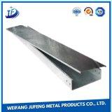 Metal da chapa de aço de carbono do OEM que carimba a ponte de cabo para o cabo distribuidor de corrente