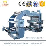 Machine à imprimer en polyéthylène à haute vitesse à 4 couleurs