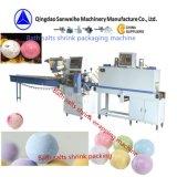Detergent krimpt Automatisch van het bleekmiddel Verpakkende Machine