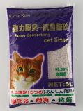 Ball & Strip Bentonite Cat Litter- Clumping and Clean