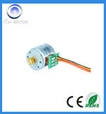 Long Life 15 Degree 20mm Permanent Magnet Stepper Linear Motor