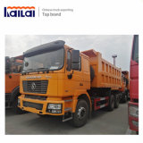 China Heavy Duty Truck 290HP 20ton Camión Volquete Shacman