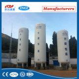 Vakuumpuder-IsolierungLo2 Ln2 Lar-kälteerzeugende Flüssigkeit-Sammelbehälter