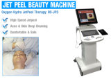Peau de peau de gicleur de l'oxygène serrant la machine de thérapie de beauté