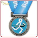 Medaglione personalizzato del trofeo del metallo di sport della concorrenza della corsa di bicicletta dell'America