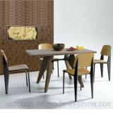 Caliente Cateen Cafe Silla de madera curvada Silla de metal estándar para la Venta (SP-BC336)