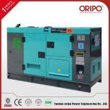 25kw tipo silenzioso generatore diesel di energia elettrica con il motore di Lovol