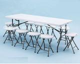 Unterschiedliche Größen-Plastikklapptisch für Büro-Möbel