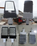SolarStreet Light in Nigeria Project mit Soncap Certified