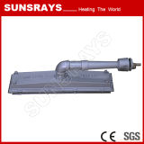 Сопло подогревателя газа для линии покрытия порошка