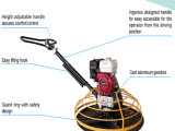 900mmの働く直径の歩行のBeindガソリン力のこて(機械)の詐欺36
