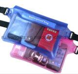 Bolso impermeable de la cintura del PVC, bolsa impermeable de la cintura, bolso seco de la cintura