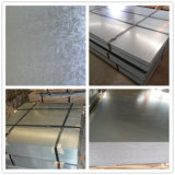 중국 Supplier 6mm Thick Galvanized Steel Plate