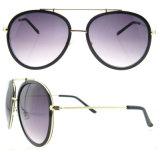 Zonnebril 2016 Met de hand gemaakte Zonnebril van Vrouwen Dame Sunglasses met Ce