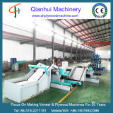 4 pieds automatiques de placage de chaîne de production