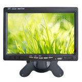 """Bewegliche Gebrauch-Qualität kleine 7 """"/7 Zoll LCD-Screen-Monitor"""
