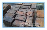 L'usure de la plaque d'acier résistant AR500 Les plaques d'armure
