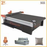 Automatisches CNC-Messer Dieless lederne Möbel-Ausschnitt-Maschine 2516