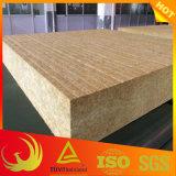 Absorção de som Isolamento térmico de parede externa Placa de lã mineral