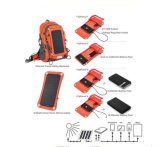 Mochila de carregador de telefone Hot Selling 2016, Solar Power Bank