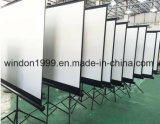 Professional Fabricant Écran de projection trépied portable 70X70 blanc mat