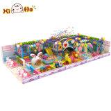 Оборудование спортивной площадки новой конструкции типа популярной крытое для малышей