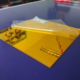 Золото зеркало заднего вида PMMA пластиковый лист.