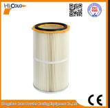 Cartucho de filtro de cabina de pintura en polvo