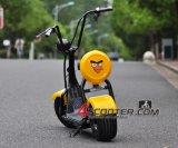 Самокат Citycoco безщеточных взрослый Scrooser Citycoco 2 удобоподвижности города колес Citycoco 1000W электрический