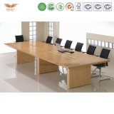 Hölzerner Luxuxkonferenztisch, Qualität MDF-Vorstandssitzung-Tisch