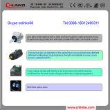 Кабельные соединители волокна одиночного режима LC интернет-связи оптического волокна оптически