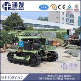 Piattaforma di produzione idraulica di brillamento del cingolo della strumentazione Hf100ya2 della roccia
