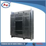Radiador de aluminio de enfriamiento del radiador de Genset del radiador del generador del radiador Kta38-G-Wm-15 o radiador del cobre