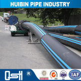 Modification de polyéthylène tuyau d'alimentation de l'eau tuyau d'alimentation en eau de l'environnement