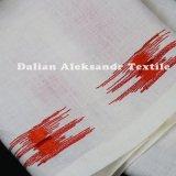 100%linho tecido Bordados Tapete de mesa