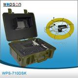 De nieuwe Draagbare Camera van de Inspectie van het Afvoerkanaal van het Riool Video voor Buis, de Inspectie van de Pijp