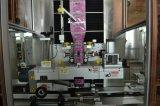 Automatisch pvc krimpt de Machine van de Etikettering van de Koker met het Verwarmen van Tunnel