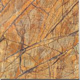 Azulejo tropical del mármol de la pared del fondo de la decoración de Rinforest de la India