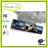 二重レンズ完全なHD 1080P車のダッシュカム、GPS Ldws Fcws Adasの車DVR