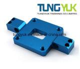 Pezzi meccanici personalizzati di precisione di alluminio di CNC