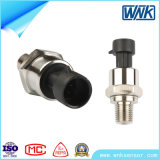 1/4NPT 1/4 Bsp Thread Connection를 가진 스테인리스 Steel IP65/IP67 Pressure Sensor