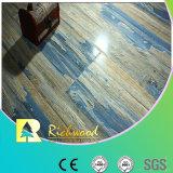 Revêtement de sol stratifié résistant à l'eau de hêtre miroir 12,3 mm AC4