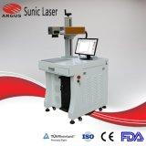 macchina della marcatura del laser della fibra di 20W Mopa per acciaio multicolore