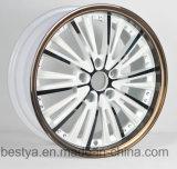 販売のためのアフター・マーケット車の合金の車輪の縁
