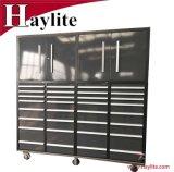 El uso de garaje OEM cajón de la caja de herramientas de acero de 32 Móvil Armario de herramientas de proveedor de Qingdao