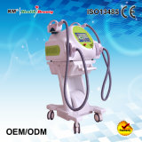 Máquina sin dolor del laser del retiro de la peca del kilómetro IPL